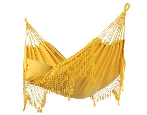 Hamak Dwuosobowy 'Sublime' Yellow
